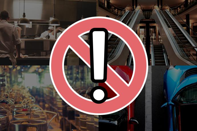 【ヒヤリハット対策で事故予防!】事故のない安全なお店を作ろう!その意味と事例まとめ