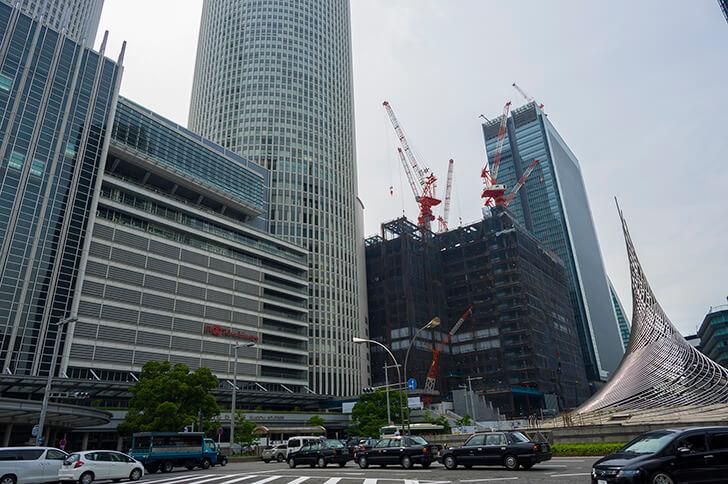 駅ビルの発展