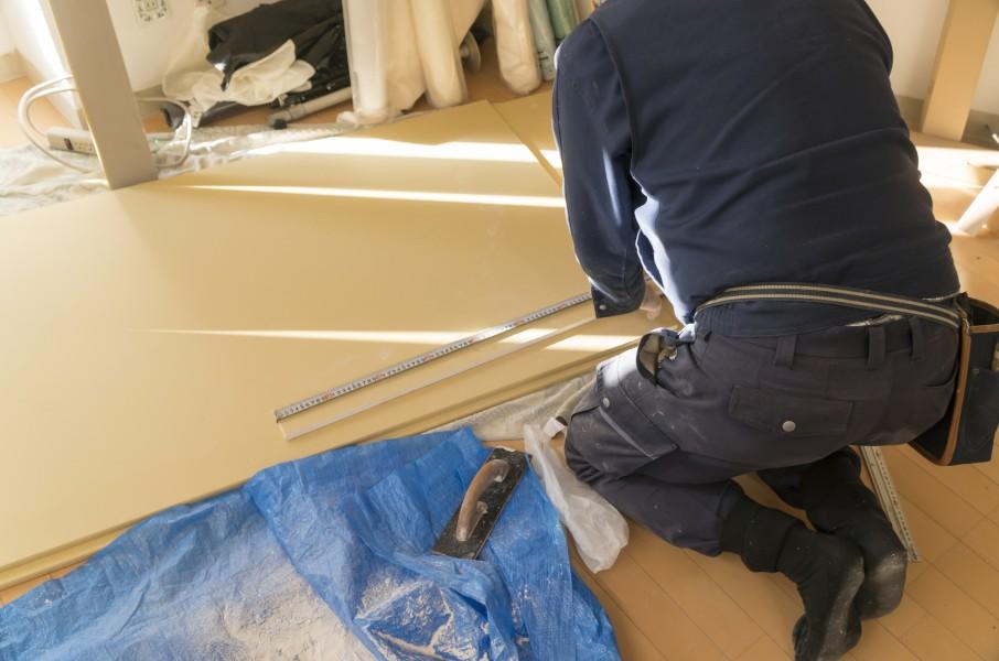 基本的な流れを押さえよう!内装工事における施工手順