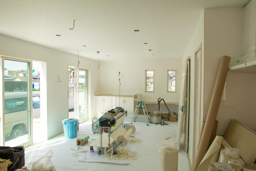 内装工事の基本を学んで費用を抑える方法