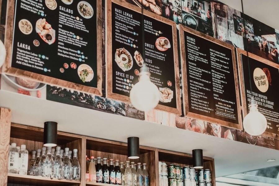 メニューを知るために必要な飲食店のWebサイト