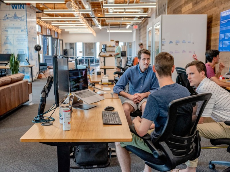店舗デザインによって業務効率や集客力を上げることができる