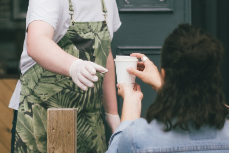 STEP4:カフェのスタッフを集める