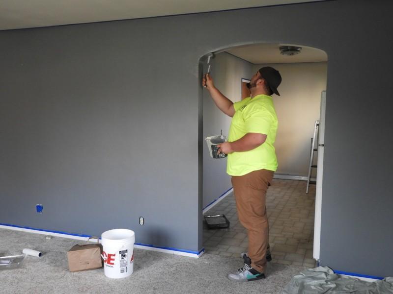 STEP8:内装工事を始める