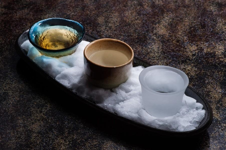 日本酒が美味しくなる内装デザイン