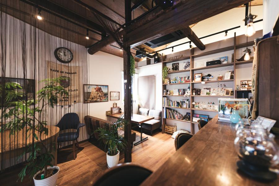 真似したいカフェの内装具体例4つを紹介