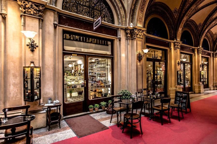 真似したいカフェ③ヨーロッパ風カフェ
