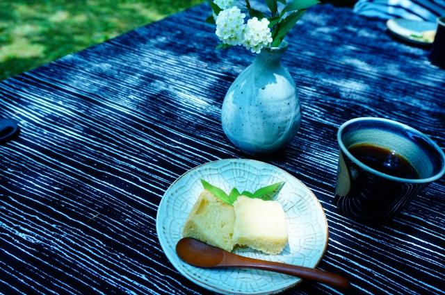 ガーデンカフェは手間がかかる分、空間への愛着力が高くなる
