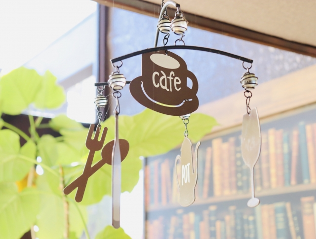カフェを開業するなら、内装にこだわりましょう!