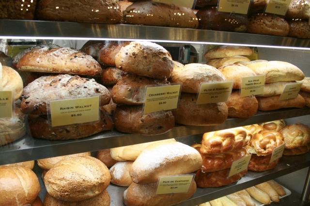 お店の種類とフローリング②パン屋さん