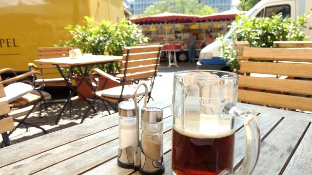 屋外飲食ができる業種②カフェ