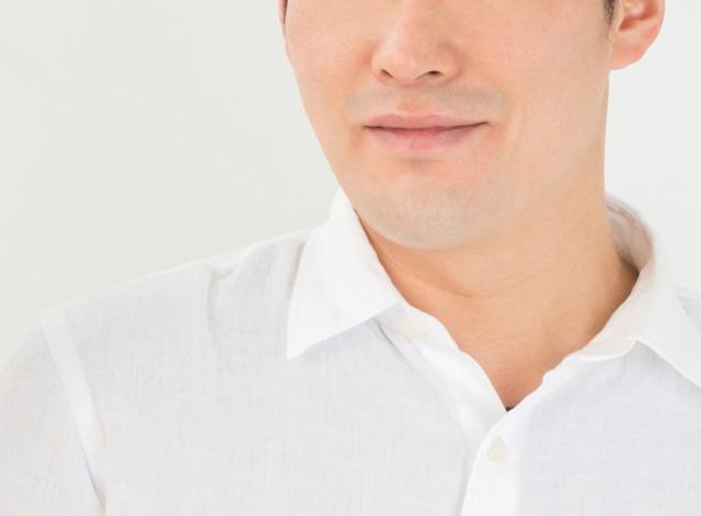男性×化粧のメリットメリット②清潔感が出る
