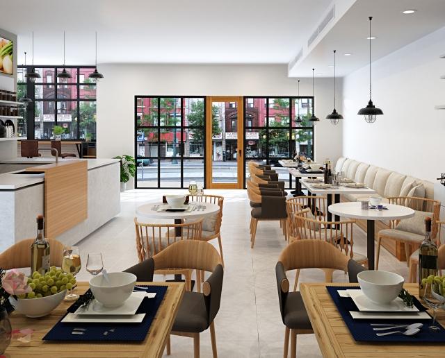 カフェの内装を考える流れ④:理想のデザインに近い事例を集める