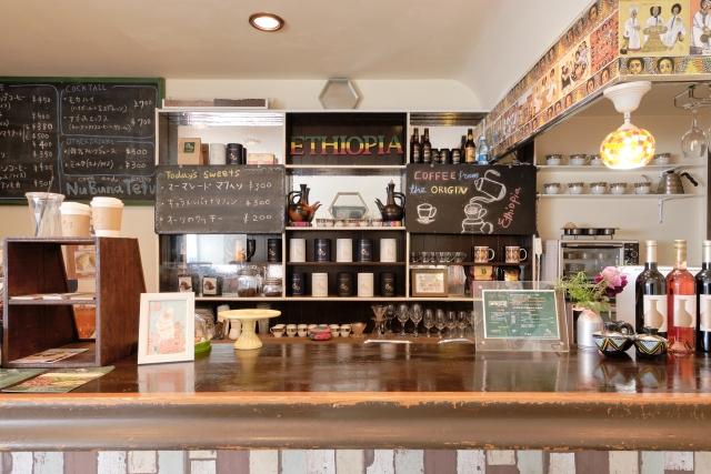 敷地内が狭くてもカフェは開業できる!内装作りのノウハウを解説