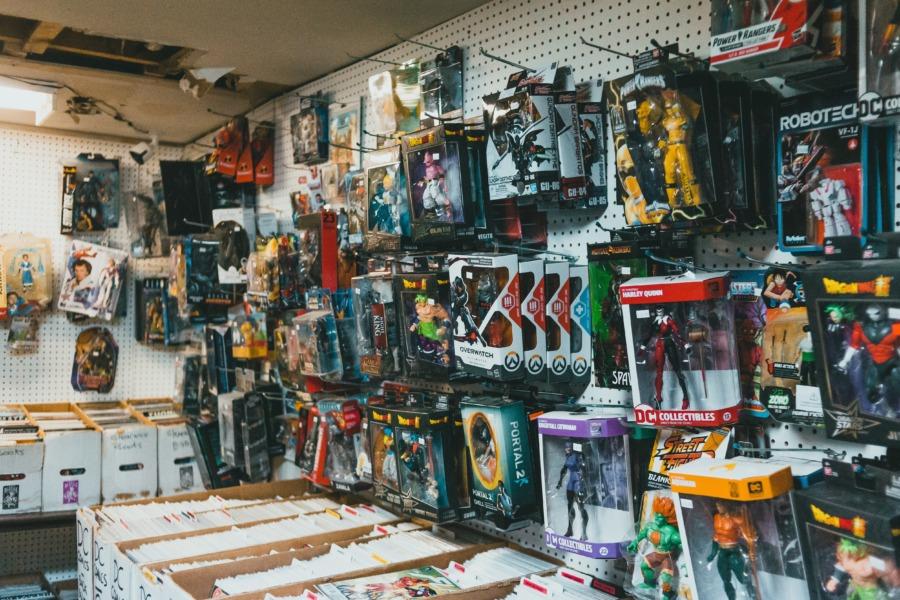 雑貨屋の内装デザインを決めるステップ②:雑貨屋のレイアウトを決める