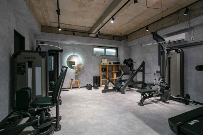 personal gym NONVARBAL byMF