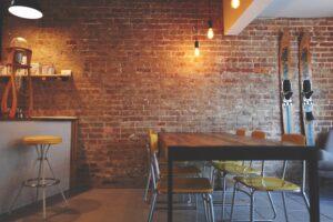 ABWの浸透でカフェの内装デザインがさらに注目される