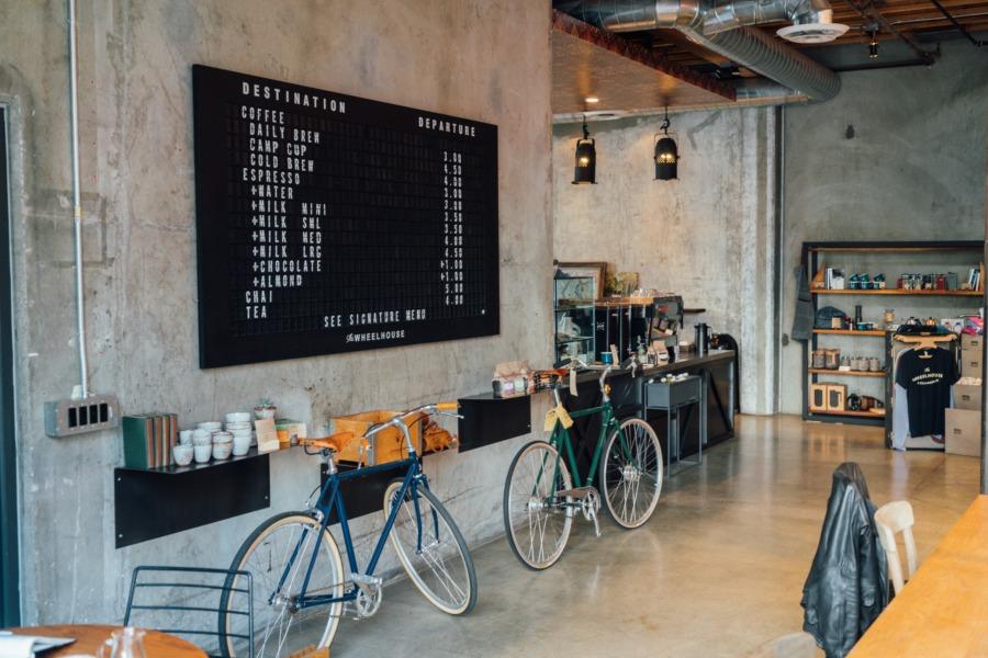 ABWの影響でカフェ利用者が増えている