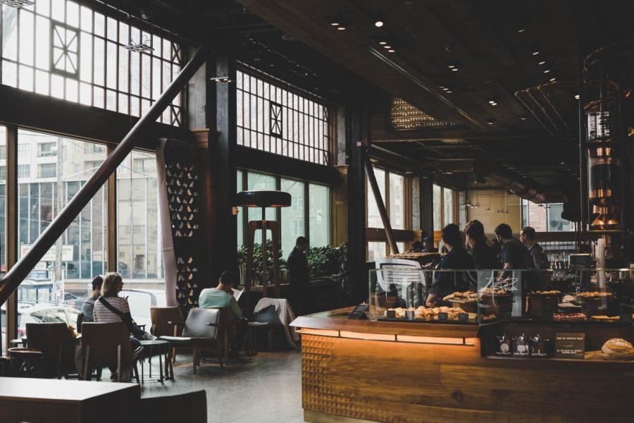 カフェに求めるもの②:長時間いられる雰囲気